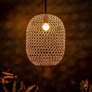 Bawb Gold Iron Single Hanging Light